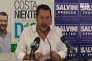 Salvini apre a M5S. Grillo tace, Fico chiude: mai con Lega