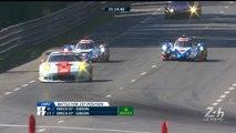 24 Heures du Mans: Après 2h45 de courses, changement de leader dans la catégorie LMP2