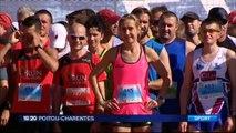Reportage Semi-marathon de la 1214 Niort - FR3 Poitou Charentes