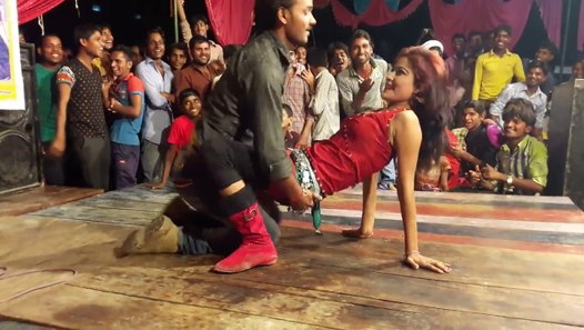 16 Year Old Indian Local Girl With Boy Performing Bhojpuri