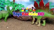Videos de Dinosaurios para dfgrdniños Dinosaurios de Juguete Microraptor Schlei