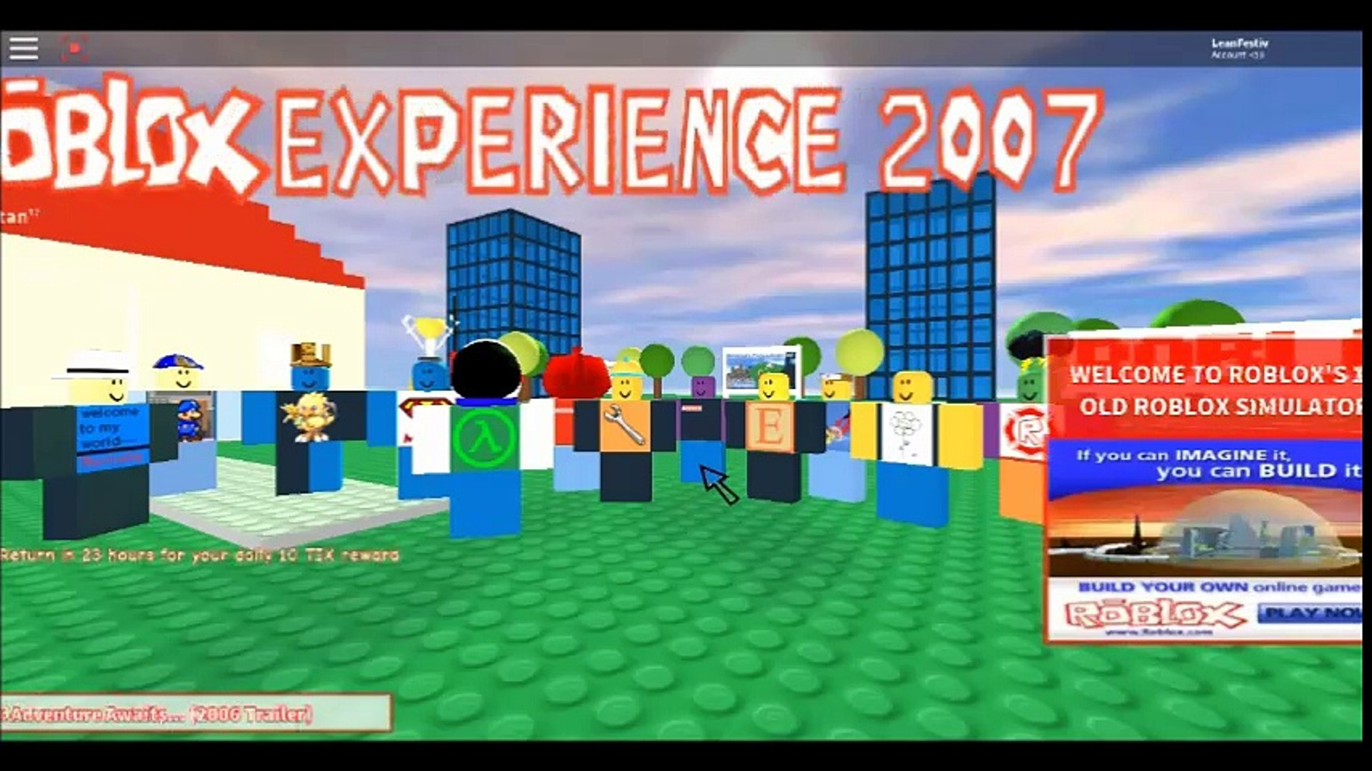 Roblox In Old 2 Video Dailymotion