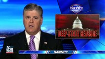 Trump Appears To Support 'Deep State' Theory With Hannity Retweet