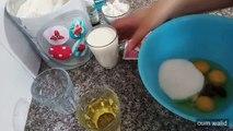 مطبخ ام وليد كيكة النشاء روعة خفيفة و هشيشة