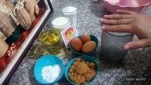مطبخ ام وليد كيكة بزبدة الفول السوداني
