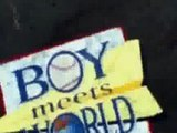 Boy Meets World S07E09 The Honeymoon is Over