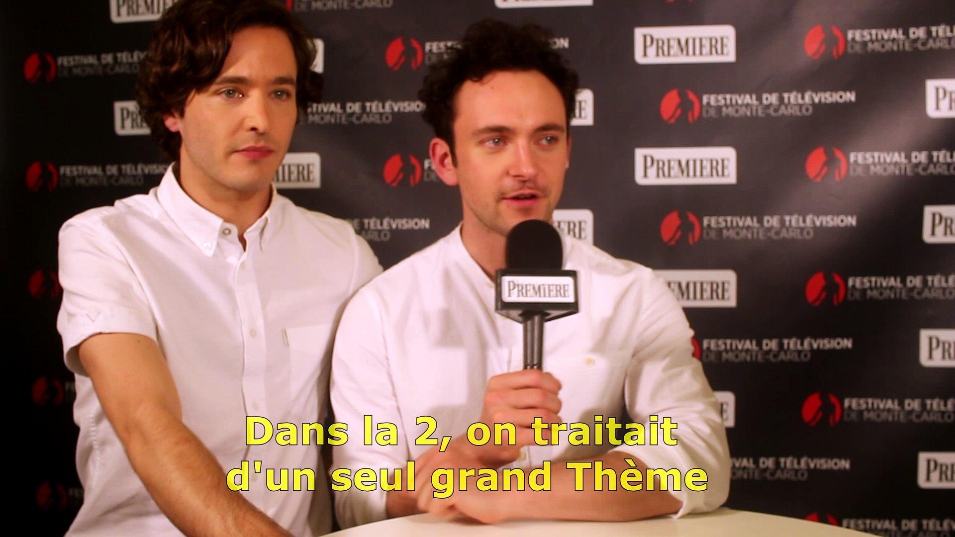 Versailles George Blagden et Alexander Vlahos nous racontent la saison 3