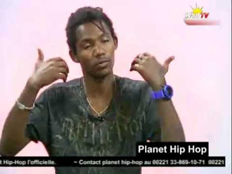 Journée du Hip Hop :Soul J recoit Pape Sidy FALL à PLANET HIP HOP