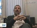 Interview de Salem CHAKER (professeur de berbère à l'INALCO), dans le cadre de la première Journée de la langue Berbère, organisée par la CBF - 27 octobre 2007.