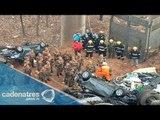 Dolor, destrucción y angustia tras la imponente explosión en  Tianjin, China