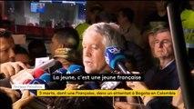 Colombie : trois morts, dont une Française, dans un attentat dans un centre commercial à Bogota