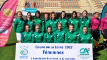 Coupe de la Loire ES Montrond - L'Etrat La Tour Sportif