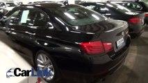 2011 & 2012 BMW 5 Series 535i xDrive Sedans from CarLink