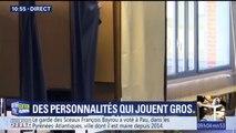 VIDÉO - Marine Le Pen a voté à Hénin-Beaumont