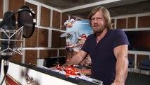 PLANES 2 - Making of - Heldentraining mit Henning Baum  - Disney