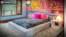 65 Modern Teenage Girl Bedroom Design Ideas 2017  Teenage Room Makeover on a budget