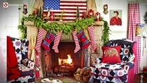 Christmas Interior design. Decoration Ideas for Interior Design. Choose your decoration Ideas