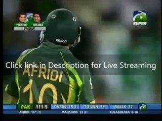 Pak Vs India GeoSuper Tv Live