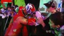 WWE Smackdown 21_12_10 - Rey Mysterio & Kofi Kingston vs Alberto del Rio & Jack Swagger (HQ) (360p_30fps_H264-128kbit_AAC)