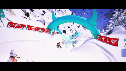 Steep Trailer - Winterfest Pack (DLC) de Steep