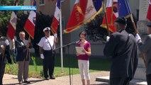 Hautes-Alpes : 77e anniversaire de l'appel du 18 juin à Embrun : les porte-drapeaux impressionnés par la classe Défense