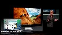 iPad Air, Mac Pro, s of Retina  Apple's fall 2013 event