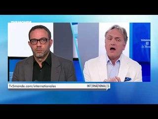 Jeremy Stubbs dans Internationales - Emission du 18 juin 2017