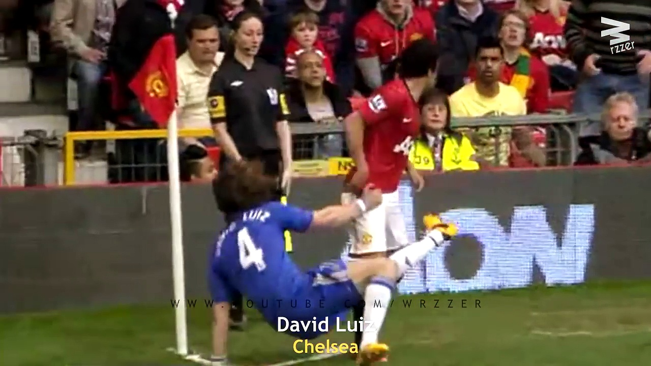 20 Crazy Dives & Simulation In Football