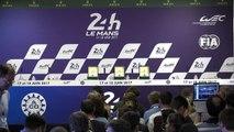 REPLAY - Conférence de Presse 24 Heures du Mans 2017