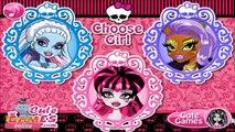 Monstre haute maquillage école monstre haute filles film faire vers le haut des jeux pour filles