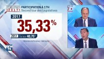 """ÉDITO – Législatives: """"Pour une grande majorité d'électeurs, le match est déjà joué"""""""