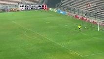 Un geste non Fair Play lors d'un match barrage du championnat sud-africain