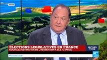 """Législatives en France - Explications sur l'abstention : """"ce n'est pas forcément une catastrophe"""""""