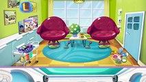 Little Panda Cartoons - Dr. Panda Beauty Salon _ Animal Pet Salon Fun Kids Toddler Games Video