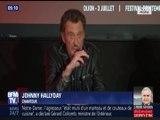Johnny Hallyday - Vieilles Canailles : Le chanteur complice avec Eddy Mitchell (Vidéo)