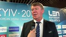 European Diving Championships - Kyiv 2017 -  Andriy Vlaskov - LEN Vice President