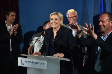 Marine Le Pen : «Nous sommes la seule force de résistance»