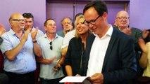 """Bertrand Bouyx nouveau député du Bessin : """"c'était un pari incroyable"""""""