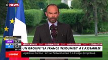 """Discours du Premier Ministre Édouard Philippe : """"Les Français ont préféré l'espoir à la colère"""""""