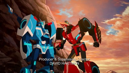 Transformers: Robots in Disguise: Combiner Force: Episode 4: Blurred (HD)