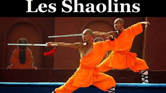 DOCUMENTAIRE : LES SHAOLINS