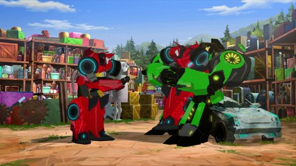 Transformers: Robots in Disguise: Combiner Force: Episode 7: The Great Divide (HD)