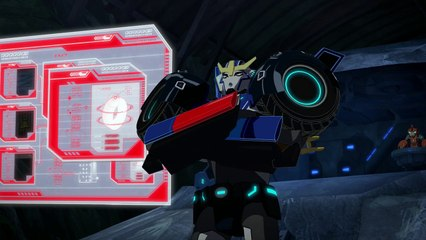 Transformers: Robots in Disguise: Combiner Force: Episode: 8: Get A Clue (HD)