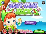 Baby Care Movie Game - Care Baby Jack HD - Online Game For Kids 2017