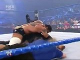 Mark Henry vs Batista vs Kane vs Finlay WWE Smackdown May 25th 2007 Part 2