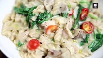 One Pot Chicken Pasta Recipe _ Pasta Recipes _ Italian Recipes _ Quick Pasta Recipe