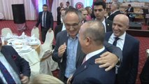 Bakan Çavuşoğlu Makedonya'da İftar Yemeğine Katıldı