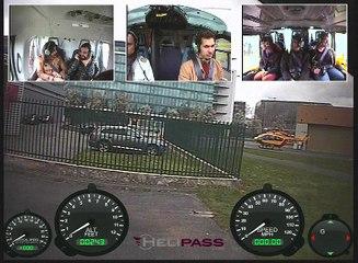 Votre video embarquee Helipass  B033190317HP0001