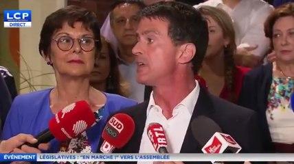 Législatives : Tensions à Evry à l'annonce des résultats du second tour