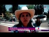 Quién es Teresa Castell: candidata independiente al EdoMex | Noticias con Yuriria Sierra